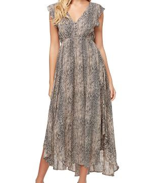Jessica Simpson Gabbie Maxi Dress