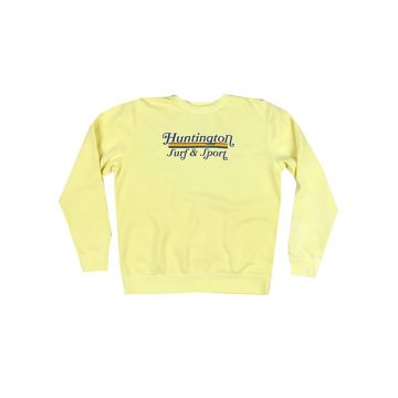 Huntington Surf + Sport HSS Throwback Crewneck