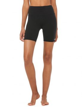 alo High Waist Biker Shorts