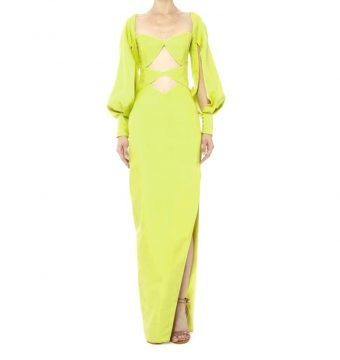 Kris Goyri Vestido Izamal Dress