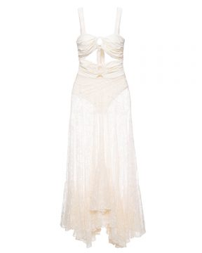 PatBO Lace Beach Dress