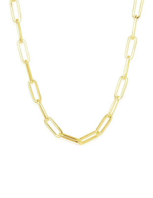 Melinda Maria Jewelry Carrie Chain Necklace