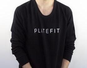 Platefit Crewneck Sweater