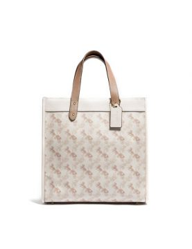 Coach 'Horse And Carriage' Field Tote