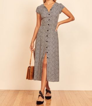 Reformation Fauna Dress