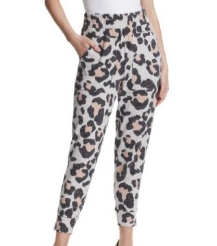 Jessica Simpson Ryland 'Giant Cheetah' Joggers
