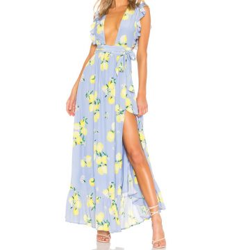 Majorelle Sweet Pea Dress