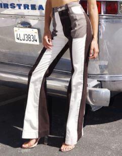 Revice Denim Woodstock Flare Jeans