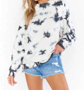 Show Me Your Mumu Scotty 'Lunar' Sweatshirt